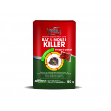 Knockout Broditop Rat and Mouse Killer Sachets 150g