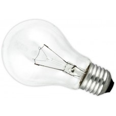 Light Bulb GLS 240V 40W Clear E27 Screw Cap